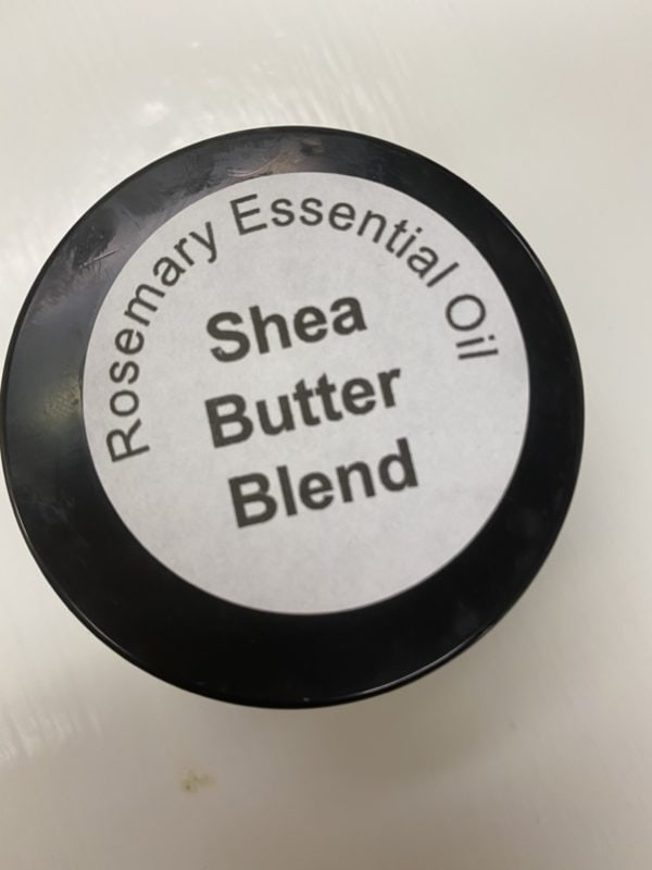 Rosemary shea butter lotion