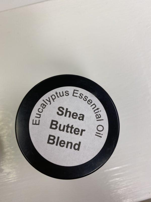 Eucalyptus shea butter lotion